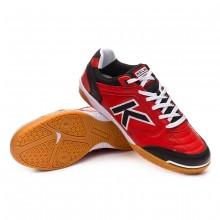Sapatilha de Futsal Precision Elite Vermelho-Preto