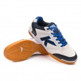 Futsal Boot Precision Elite White-Blue