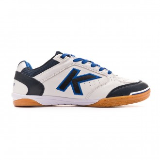 Futsal Boot  Kelme Precision Elite White-Blue