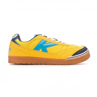 Futsal Boot  Kelme Trueno Sala Yellow-Turquoise