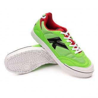 Futsal Boot  Kelme Trueno Sala Verde eléctrico