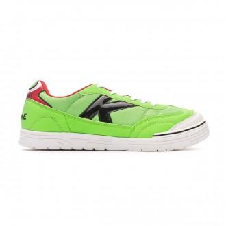 Chaussure de futsal  Kelme Trueno Sala Verde eléctrico