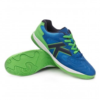Futsal Boot  Kelme Copa 2.0 Blue-Green
