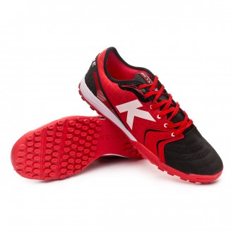 02ab26d3134 Football Boot Kelme K-Finale Turf Red-Black