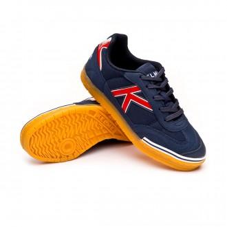 Futsal Boot  Kelme Kids Trueno Sala  Blue-Red
