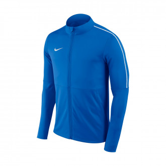 Casaco  Nike Dry Park 18 Royal blue-White