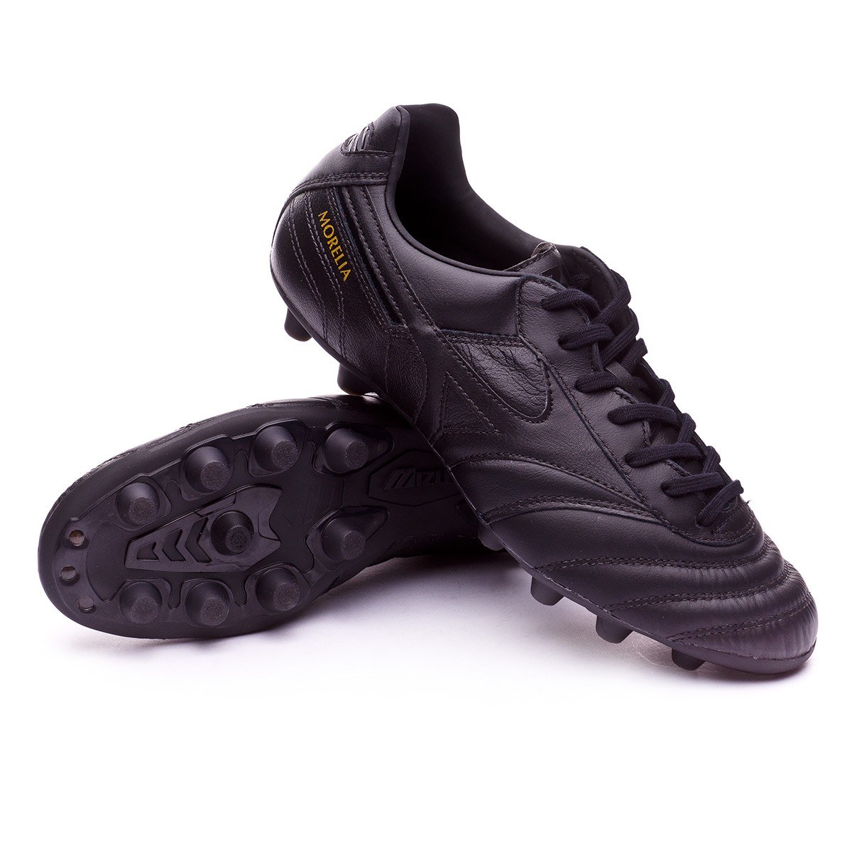 Boot Mizuno Morelia II MD Black - Football store Fútbol Emotion f05a06ae9562c