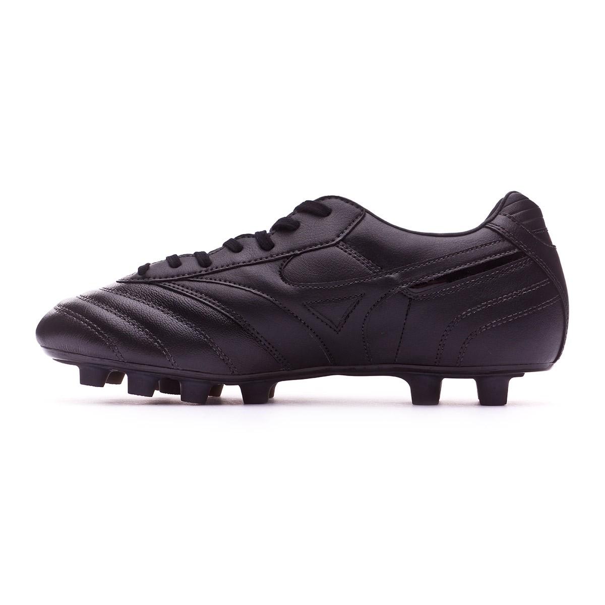 Scarpe Mizuno Morelia Classic MD Black - Negozio di calcio Fútbol Emotion 9d96ee5b691
