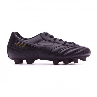Zapatos de fútbol  Mizuno Morelia Club MD Black