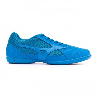 Scarpe Mizuno Sala Club 2 IN Blue jewel-Black
