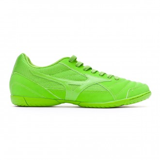Zapatilla  Mizuno Sala Club 2 IN Jasmine green-Silver