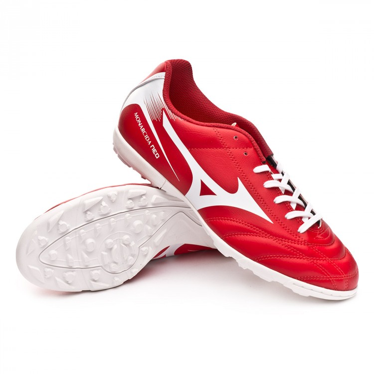 Football Boot Mizuno Monarcida NEO AS Red-White - Football store ... 0f9fae306c72e