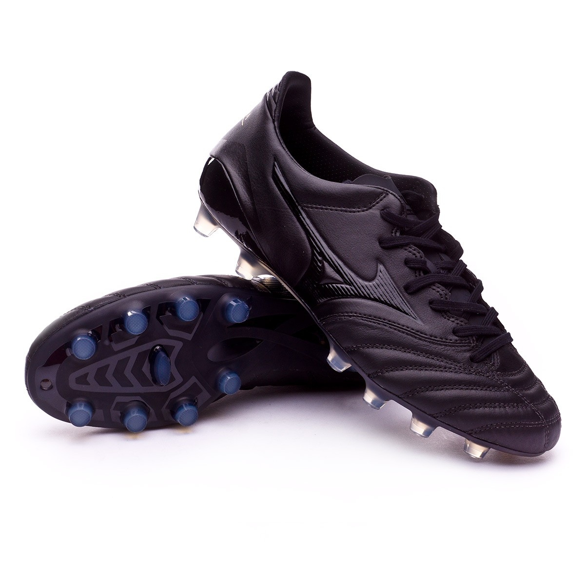 factory price 98059 3344e Football Boots Mizuno Morelia NEO KL II MD Black-Black-Black - Football  store Fútbol Emotion
