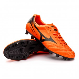 Chuteira  Mizuno Monarcida NEO MD Orange-Black