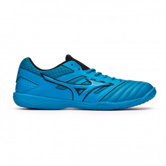 Sapatilha de Futsal Mizuno Sala Premium 3 IN Blue jewel-Blue jewel-Black