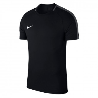 Maillot  Nike Academy 18 Training m/c Black-Anthracite-White