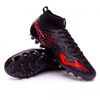 Football Boots  Joma Propulsion 4.0 AG Black-Orange