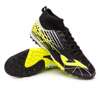 Football Boot  Joma Champion Turf Black-Lime