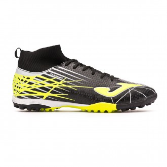 Zapatilla  Joma Champion Turf Black-Lima