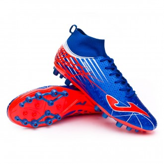 Football Boots  Joma Champion AG Blue-Orange