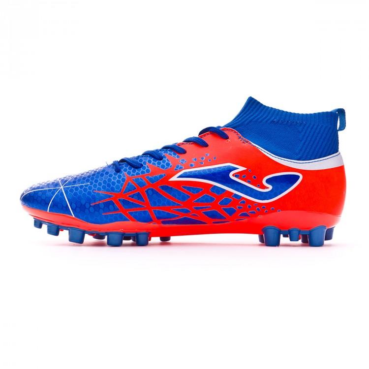 2f389d6faa29b Football Boots Joma Champion AG Blue-Orange - Tienda de fútbol ...