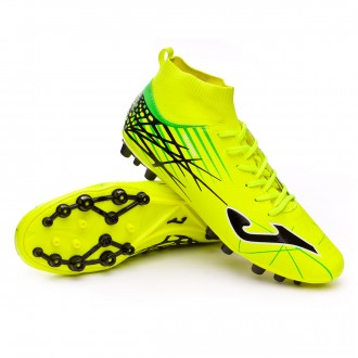 Football Boots  Joma Champion AG Yellow-Black