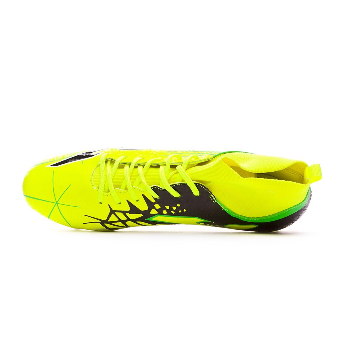 1889d5eccb32c Football Boots Joma Champion AG Yellow-Black - Tienda de fútbol Fútbol  Emotion
