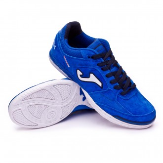 Zapatilla  Joma Top Flex Nobuck Blue-Black