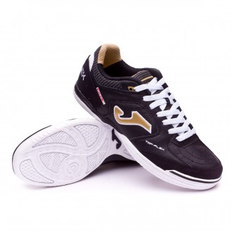 Zapatilla  Joma Top Flex Black-Gold