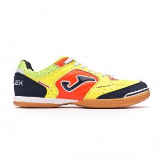 Zapatilla  Joma Top Flex Yellow-Lima-Orange