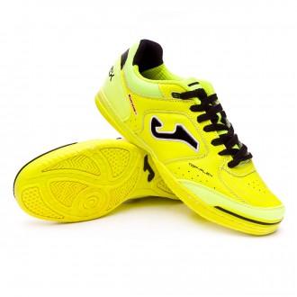 Sapatilha de Futsal  Joma Top Flex Yellow