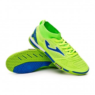Chaussure de futsal  Joma Tactico IN Green