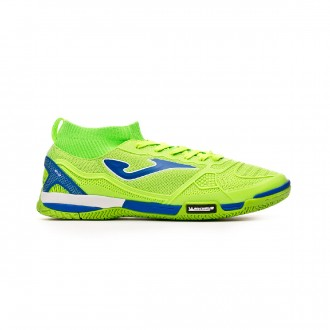 Futsal Boot  Joma Tactico IN Green