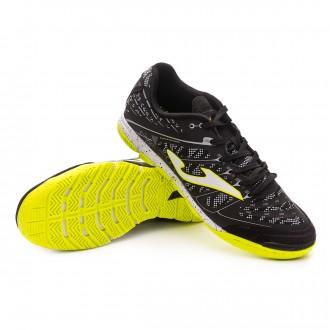 Futsal Boot  Joma Super Regate IN Black