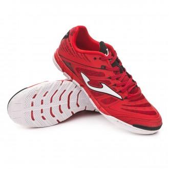 Futsal Boot  Joma Super Regate IN Red