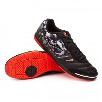 Sapatilha de Futsal  Joma Mundial Black