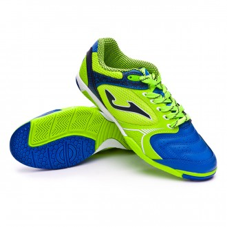 Zapatilla  Joma Dribling Green-Blue