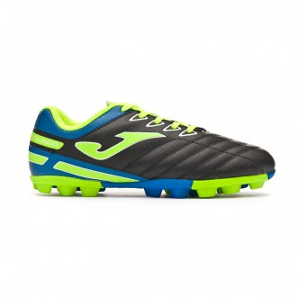 Football Boots  Joma Kids Toledo Black-Lime