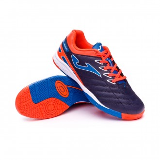Zapatilla  Joma Toledo Niño Blue-Orange