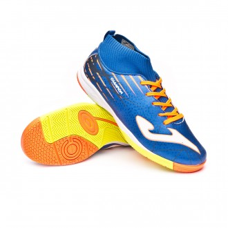 Futsal Boot  Joma Kids Champion IN Blue-Orange