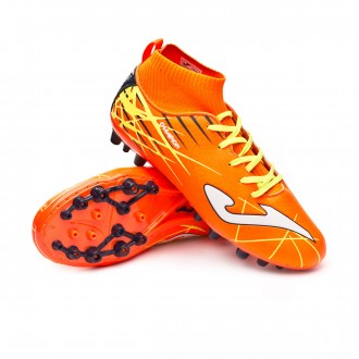 Boot  Joma Champion AG Niño Orange-Yellow