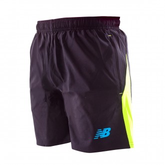 Pantalón corto  New Balance Elite Tech Training Negro