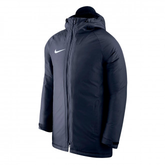 Chaquetón  Nike Dry Academy 18 SDF Obsidian-White