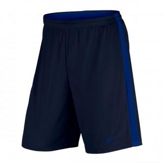 Pantalón corto  Nike Dry Academy Football Obsidian-Hyper royal