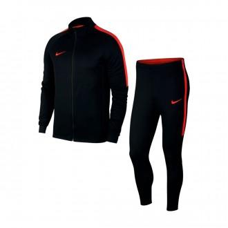 Chándal  Nike Dry Academy Black-Light crimson