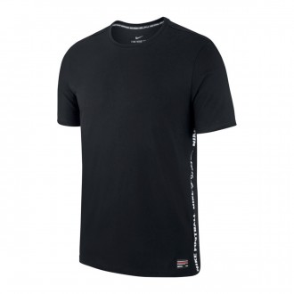 Camisola  Nike Nike F.C. Side Black