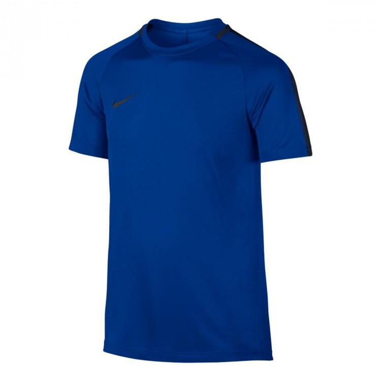 f9961442e48 Jersey Nike Kids Dry Academy Football Hyper royal-Obsidian ...
