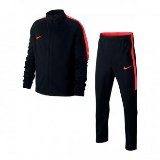 Chándal  Nike Dry Academy Niño Black-Light crimson