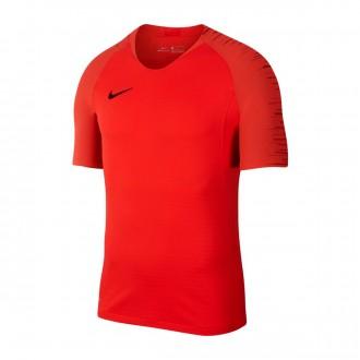 Maglia  Nike VaporKnit Strike Junior Light crimson-Team red