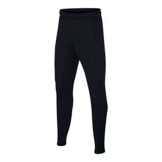 Pantalón largo  Nike Dry Squad Niño Black-Black